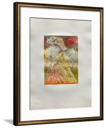 Les Vêtements En Voyage-Ren? Carcan-Framed Limited Edition