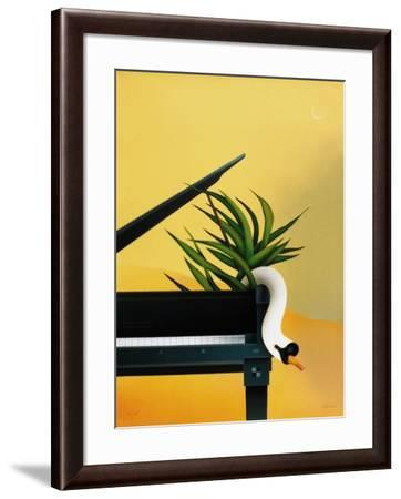 Tropicale-Jean Paul Donadini-Framed Limited Edition