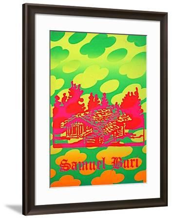 Samuel Buri-Samuel Buri-Framed Limited Edition