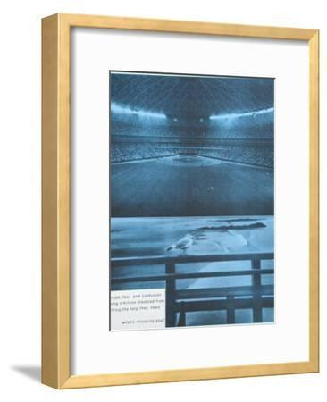Bicentenaire Kit - Usa 76 - 10-Jacques Monory-Framed Limited Edition