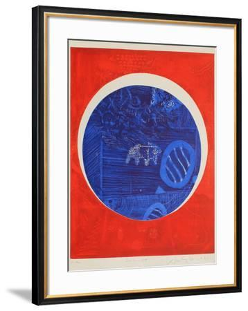 Ecriture 155-Moo Chew Wong-Framed Limited Edition