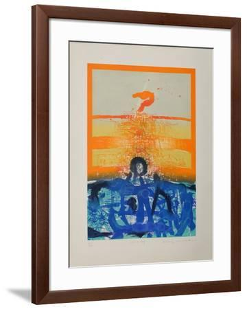 Ecriture 164-Moo Chew Wong-Framed Limited Edition