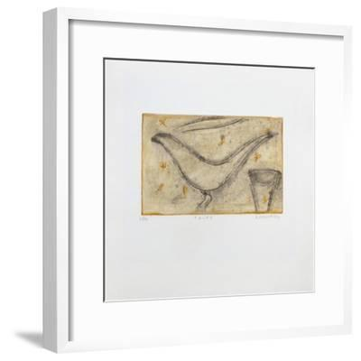 Taube-Alexis Gorodine-Framed Limited Edition