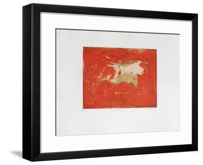 Toro-Alexis Gorodine-Framed Limited Edition