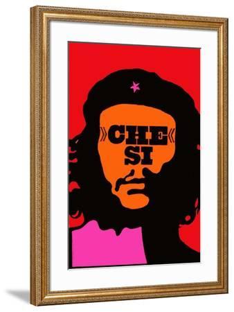Che Si-Roman Cieslewicz-Framed Premium Edition