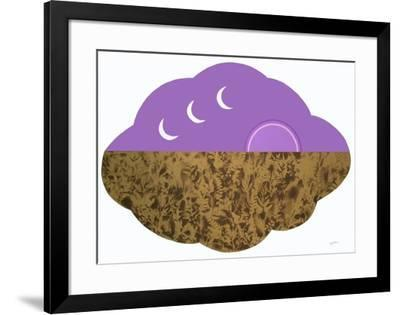 Nuage-Milvia Maglione-Framed Collectable Print