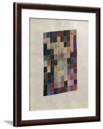 Tapestry-Man Ray-Framed Premium Edition