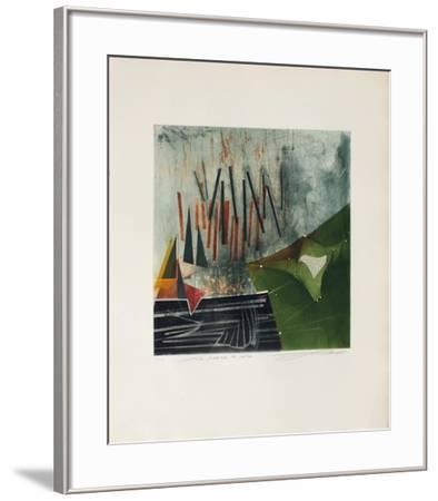La Ballade Des OubIIés--Framed Limited Edition