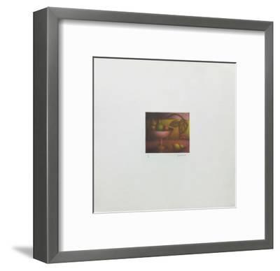 un goût de citron-Laurent Schkolnyk-Framed Limited Edition