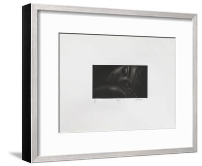 Visage-Laurent Schkolnyk-Framed Limited Edition