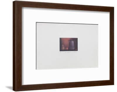 La cafetière-Laurent Schkolnyk-Framed Limited Edition