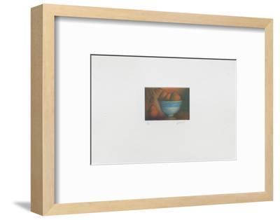 la coupe de fraises au rameau-Laurent Schkolnyk-Framed Limited Edition