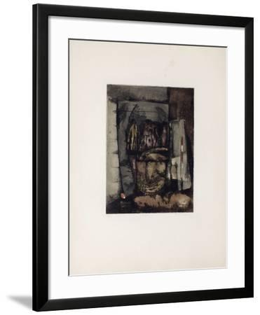 Confins-Ren? Carcan-Framed Limited Edition