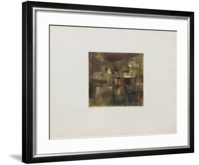 Paysage-Ren? Carcan-Framed Limited Edition