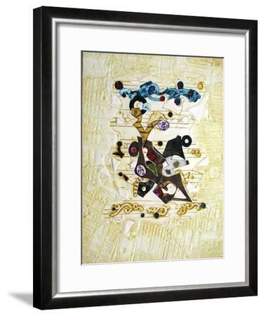 Magnificat I-Paolo Boni-Framed Limited Edition
