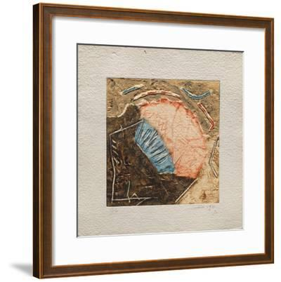 Alcove-Pierre Duclou-Framed Limited Edition