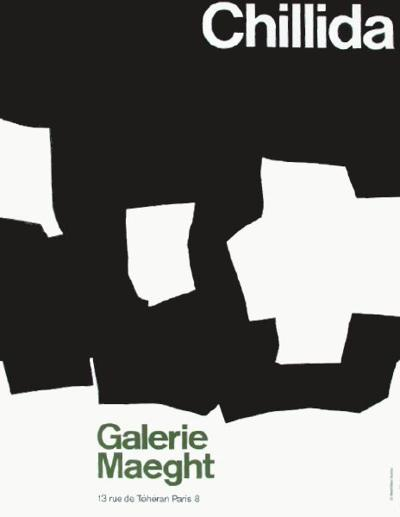 Expo Maeght 68-Eduardo Chillida-Collectable Print