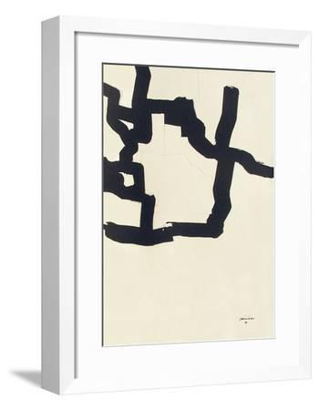 Collage-Eduardo Chillida-Framed Collectable Print