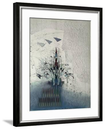 Les Pentes De L'Analogie-Georges Dussau-Framed Limited Edition