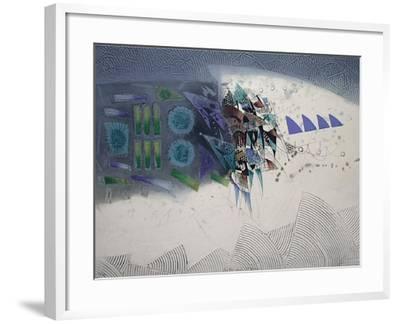 Entre Moi Et Vous-Georges Dussau-Framed Limited Edition