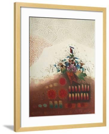 Impertinence-Georges Dussau-Framed Limited Edition
