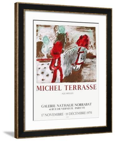 Expo Galerie Norrabat-Michel Terrasse-Framed Collectable Print