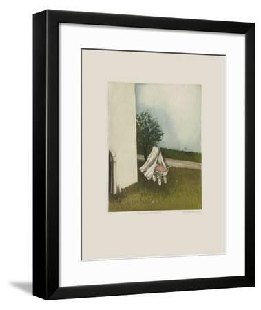 Le Vent D'Avril-Annapia Antonini-Framed Limited Edition