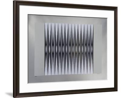 Composition Cinétique-Dordevic Miodrag-Framed Limited Edition