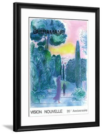 Expo Vision Nouvelle-Paul Guiramand-Framed Collectable Print