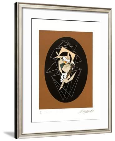 Totem-Alain Le Yaouanc-Framed Limited Edition