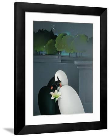 Rendez-Vous De Minuit-Jean Paul Donadini-Framed Limited Edition
