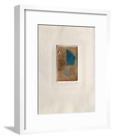 Venise-Arthur Luiz Piza-Framed Limited Edition