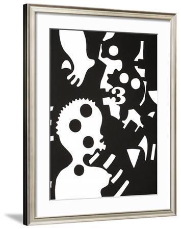 Inframonde 1-Jos? De Guimaraes-Framed Limited Edition