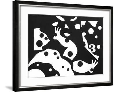 Inframonde 7-Jos? De Guimaraes-Framed Limited Edition