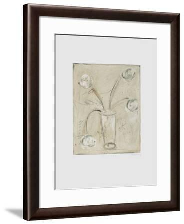Flores-Alexis Gorodine-Framed Limited Edition