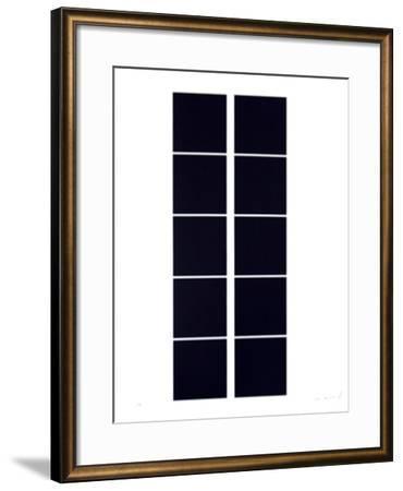 Elévation-Aur?lie Nemours-Framed Limited Edition