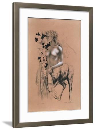 Centaure-Akos Szabo-Framed Premium Edition