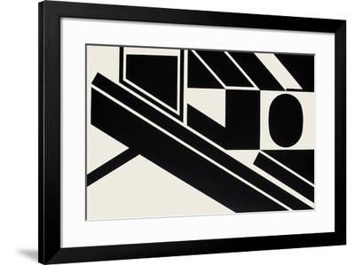 Composition IV-Jean Dewasne-Framed Limited Edition