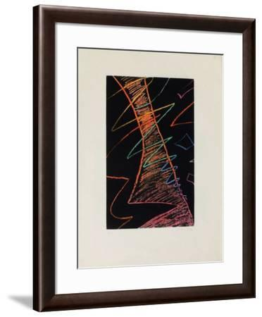 Sur La Lune-Man Ray-Framed Limited Edition