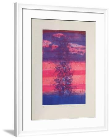 Ecriture 130-Moo Chew Wong-Framed Limited Edition