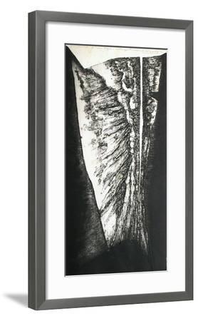 Composition-James Guitet-Framed Limited Edition