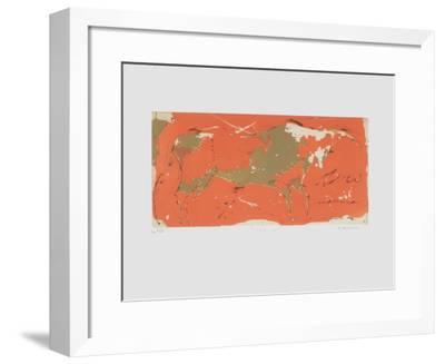 Toro II-Alexis Gorodine-Framed Limited Edition