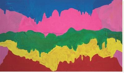 Ecstasy-Mary Heilmann-Stretched Canvas Print
