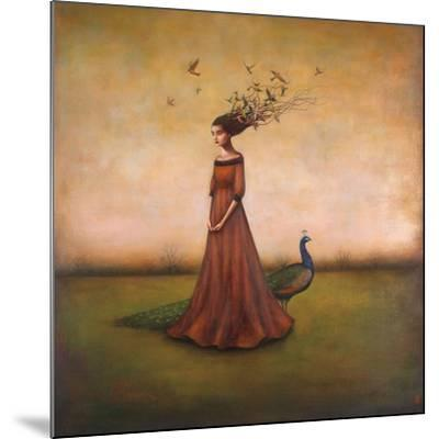 Empty Nest Invocation-Duy Huynh-Mounted Art Print