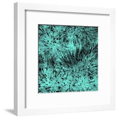 Grass (green), c.2011-Davide Polla-Framed Premium Giclee Print