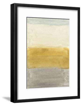 Watercolor 6, c.2011-Valerie Francoise-Framed Premium Giclee Print