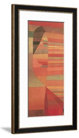Orpheus, c.1929-Paul Klee-Framed Serigraph