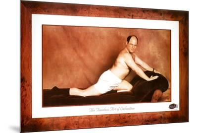 Seinfeld George The Timeless Art of Seduction TV Poster Print--Mounted Poster