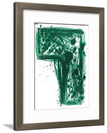 Ohne Titel (One Cent Life)-Walasse Ting-Framed Art Print
