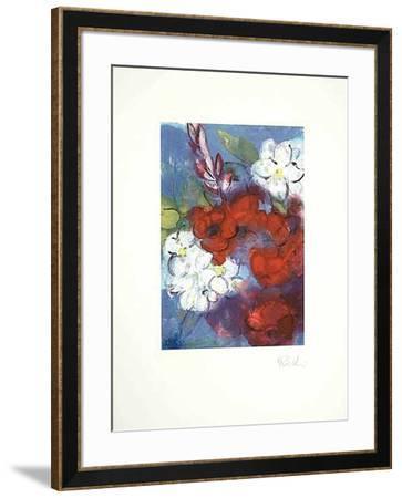 Blumen, c.2001-Hans Richter-Framed Limited Edition